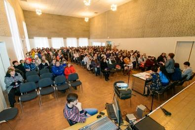 Общее родительское собрание учащихся техникума